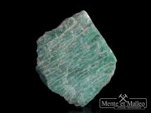 Amazonit - zielona odmiana mikroklinu