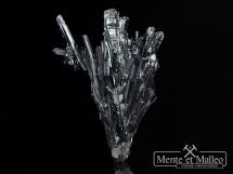 Antymonit - wspaniałe kryształy