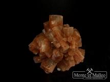 Aragonit - ciekawa forma, duże kryształy