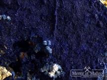Azuryt - piękny kolor