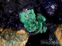 Azuryt, malachit - piękne kolory