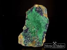 Malachit, azuryt - piękne kolory