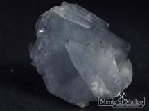 Baryt - niebieskie kryształy - Hiszpania