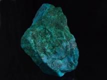 Chryzokola, malachit
