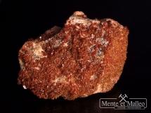 Duży wanadynit - wspaniałe kryształy