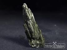 Epidot - wachlarzowe skupienia kryształów - Peru