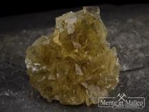 Fluoryt - wspaniały kolor, ładne kryształy