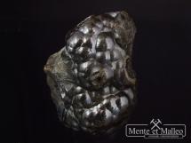 Hematyt - szklane głowy