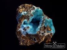 Hemimorfit - geoda