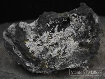 Koninckit- rzadki fosforan żelaza - Słowacja