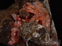 Krokoit - bardzo rzadki chromian ołowiu