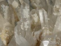 Kryształ górski, dolomit - Bułgaria