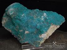 Langit - rzadki minerał miedzi - Słowacja