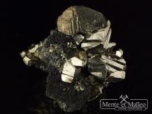 Piryt - wspaniałe kryształy