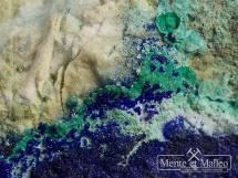 Theisyt, clarait, azuryt - Hiszpania