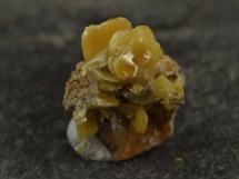 Wulfenit - rzadki minerał ołowiu
